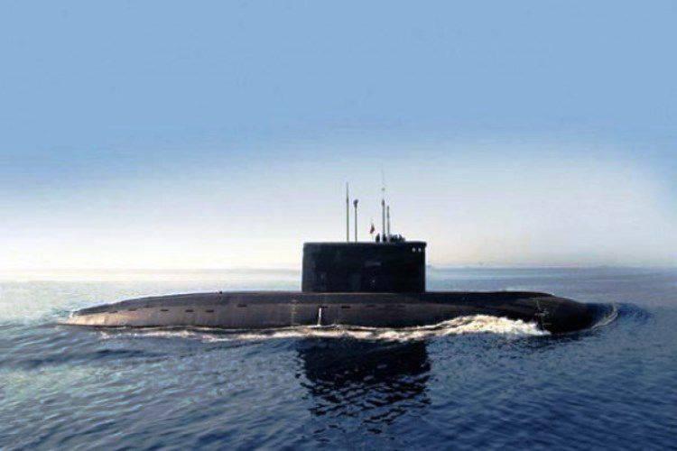 Die dieselelektrischen U-Boote Rostov-on-Don werden in der Barentssee mit den Tests beginnen