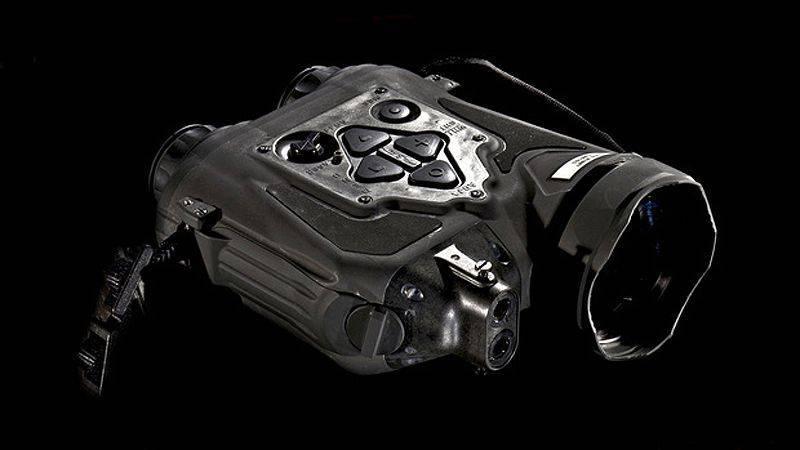 Sistemas de visión nocturna y miras nocturnas para armas pequeñas de los soldados. Parte 6 final