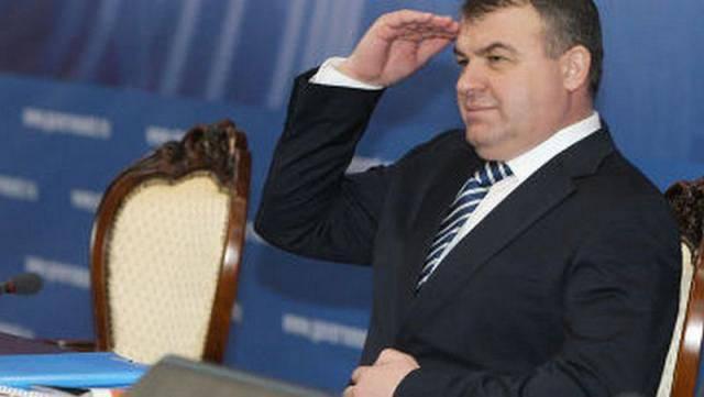 Serdyukovschina continúa?