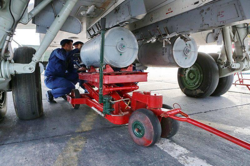中央軍事地区の航空軍と防空軍の戦闘準備の突然のテストが始まりました。