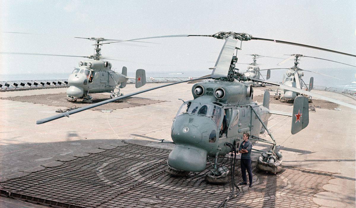 Инструкция экипажу вертолета ка 32