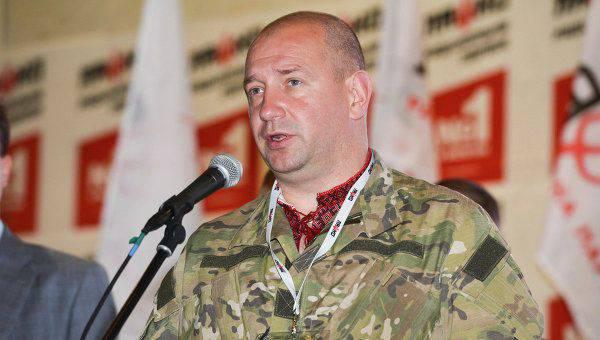 Melnichuk说,他有视频证据表明准备攻击波罗申科