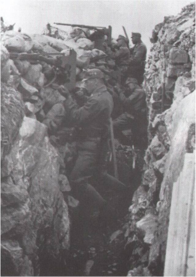 Isonzo의 두 번째 전투