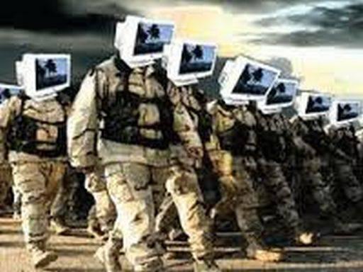 Cybermen du Pentagone