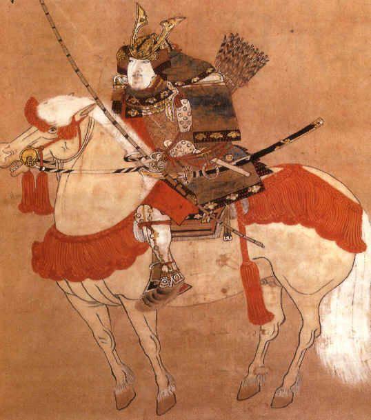 О-ёрои — классические доспехи самураев (часть 2)