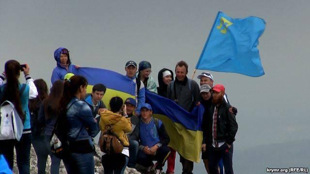 Кто стоит за операцией «Крым не ваш»? Часть 1