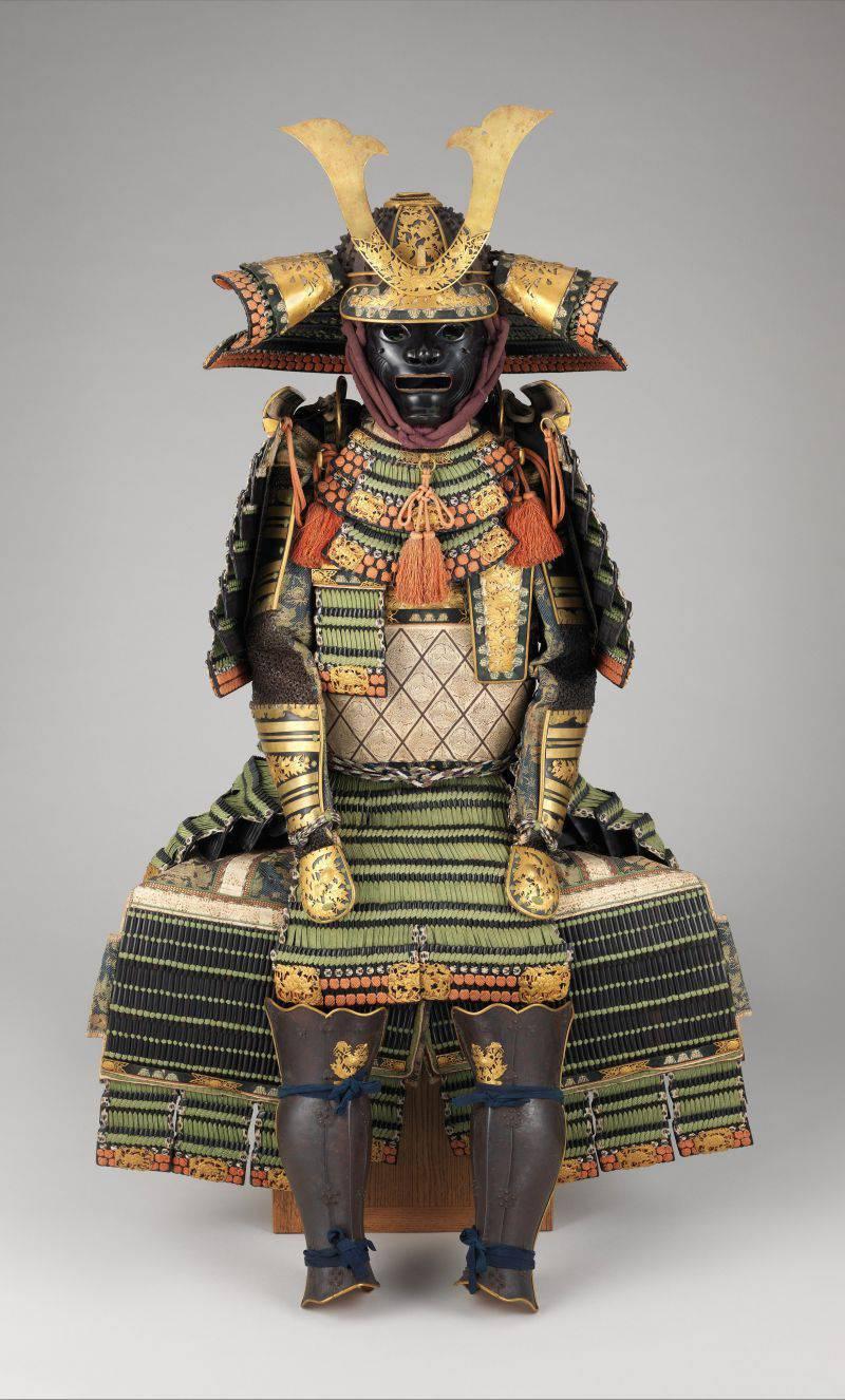 О-ёрои — классические доспехи самураев (часть 1)