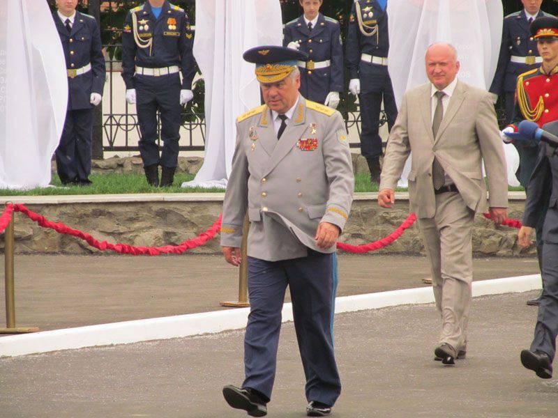 Borisoglebsky Yüksek Askeri Havacılık Pilot Okulu'nu canlandırmaya yönelik ilk adımlar