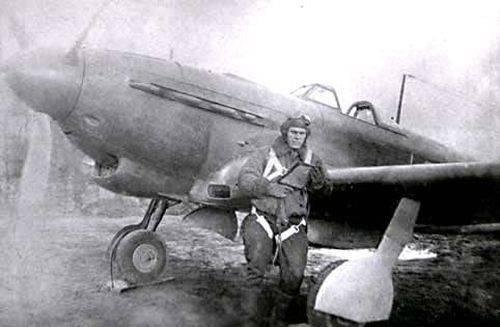 II. Dünya Savaşı'nın en iyi Sovyet aslarının 10'i (2'in bir parçası)
