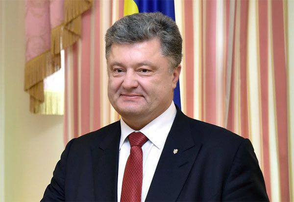 How many times did Poroshenko lie in an article in the Wall Street Journal?