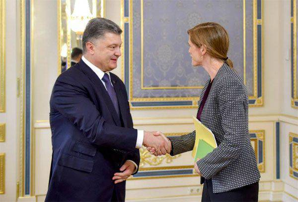Samantha Power said that Ukraine is not properly investigating the case of the Maidan snipers and the Odessa tragedy