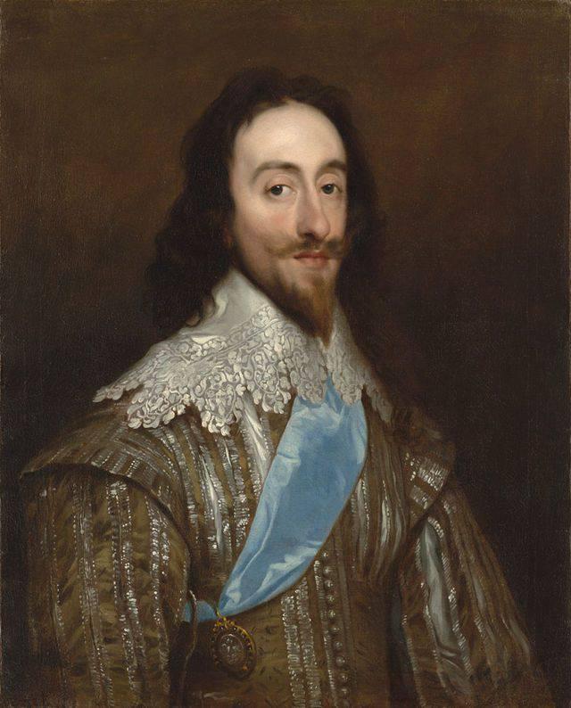 Chevaliers contra roundheads. Guerra Civil Inglesa
