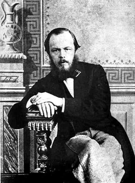 Dostoevskij nell'anno 1863