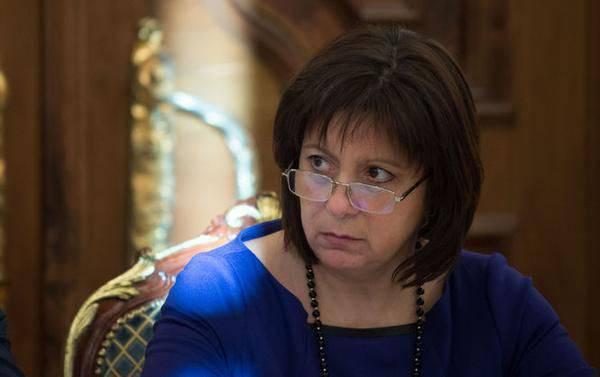 Yaresko anunció el reconocimiento de Ucrania de la deuda mil millones 3 con Rusia
