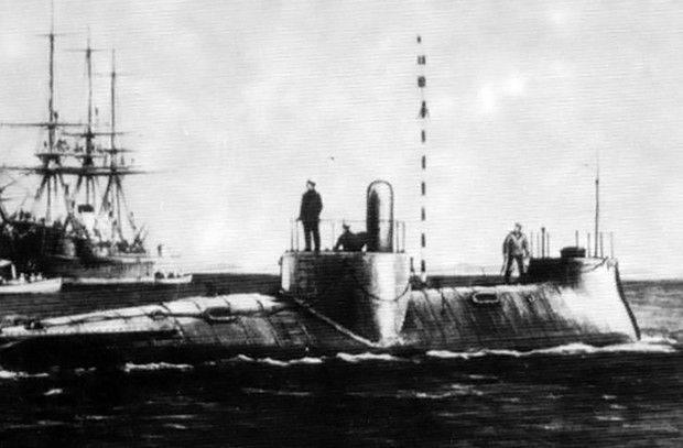 ロシアの魚雷