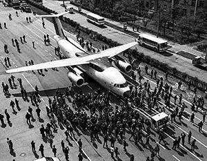 ウクライナの航空業界の計画はサイエンスフィクションのように見えます