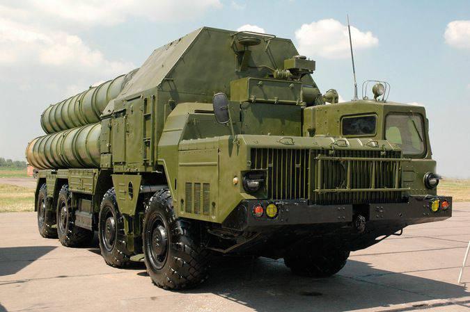 ロシアのC-300防空システムの4部門がベラルーシに配置されます