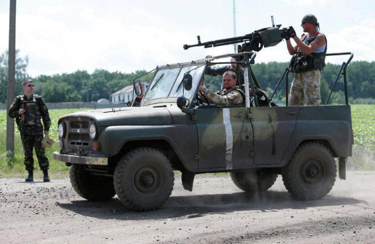 アメリカの国家警備隊は共同操作を行うようにウクライナ人に提案しました