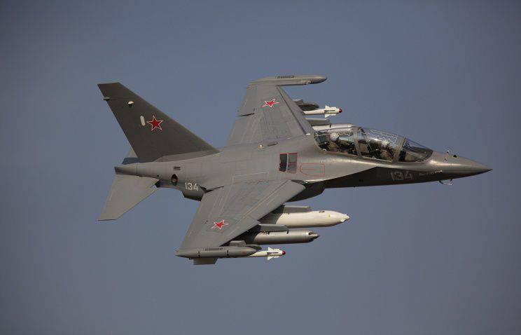 Rosoboronexport:外国の顧客の要求により、Yak-130は地上攻撃機に変換することができます