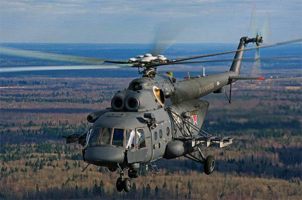 ノヴォシビルスク近郊では、輸送および攻撃用ヘリコプターの乗組員が、条件付きの対外紛争を局在化するための演習を実施した。
