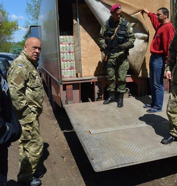 """新しいターン... Lugansk """"OGA"""" Moskalの頭はドンバスでウクライナの治安部隊の戦争犯罪の最新の暴露を公開します"""
