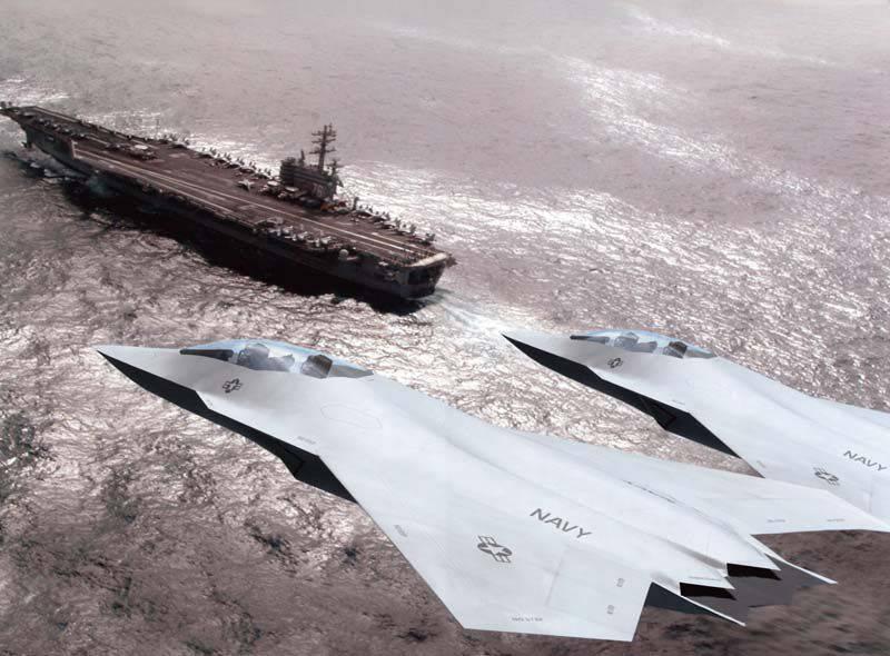 PAK FAに対する第六世代の戦闘機
