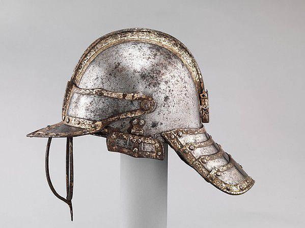 Armaduras e armas da guerra civil na Inglaterra 1642 - 1645