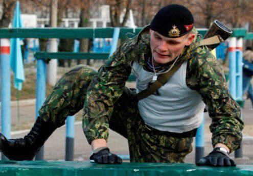 国際大会「英連邦の戦士」の決勝に4人のロシア軍軍人が参加する