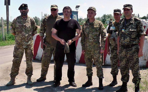 """Semenchenkoと彼の側近は """"Tornado""""からの戦争犯罪者を支持しています"""