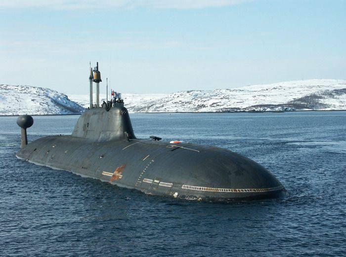 海軍は949と971プロジェクトの潜水艦をアップグレードすることを決めた