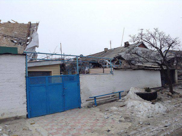 Forças de segurança ucranianas bombardearam Dokuchaevsk e Donetsk