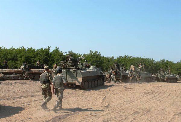 O Ministério da Defesa já está recrutando para as Forças Armadas da Ucrânia e através da Internet