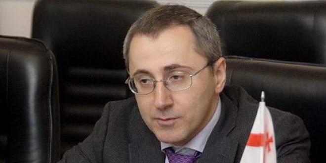 O novo promotor da região de Odessa nomeou ex-ministro da Justiça da Geórgia, procurado por policiais da Geórgia por suspeita de tortura