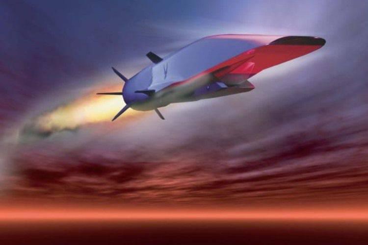 ペンタゴンは極超音速ロケットのためにお金を割り当てました