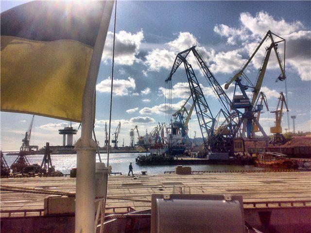 キエフは実際にアゾフ海を失った