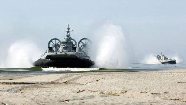 ロシア海軍はさらにホバークラフトを建設する計画