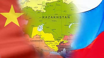 """Rússia e China na Ásia Central: """"cooperação"""" ou """"luta""""?"""