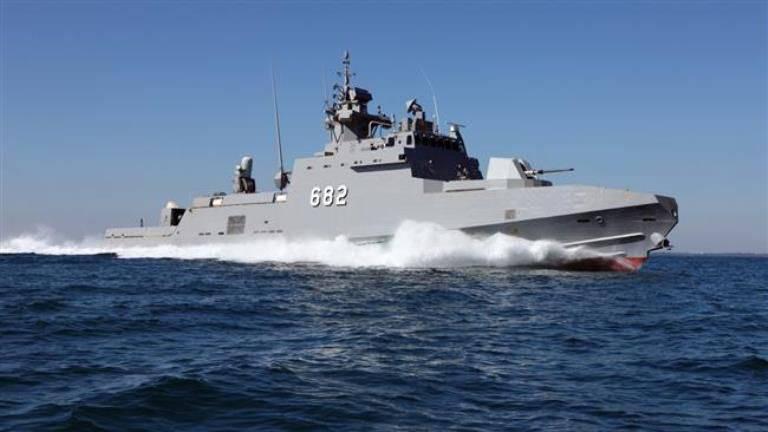 Egito fortalece sua frota