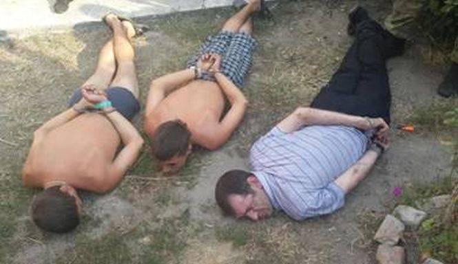 SBU:「特に危険なテロリストがZaporozhye地域で拘束されている」