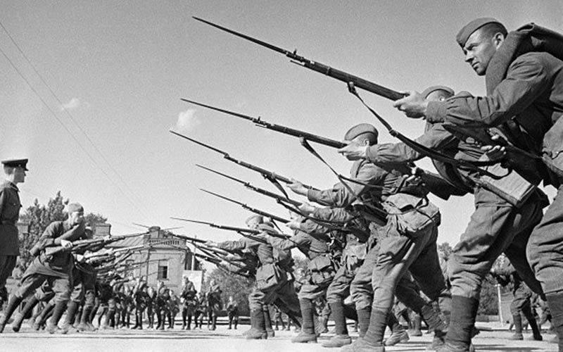 肉搏战:红军的秘密武器