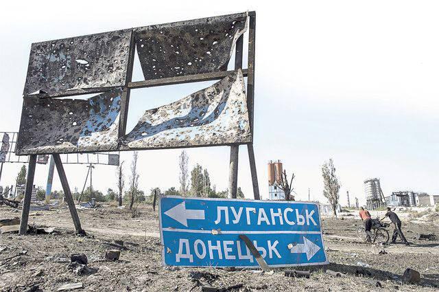 Departamento de Estado e da União Europeia determinaram o status de Donbass