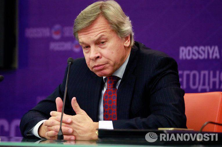 アレクセイ・プシュコフ:ロシアがPACEとの連絡を再開した理由はない