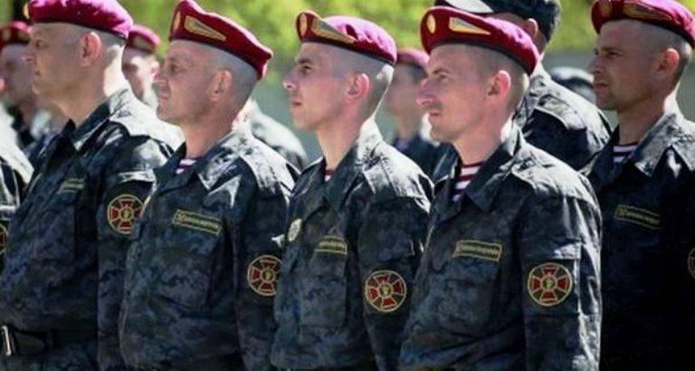 SBU:ウクライナの国家警備員は、約$ 2百万の価値がある使用できないフォームを与えられました
