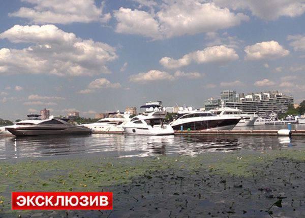 モスクワでは、ヒムキ貯水池の最大の水力発電複合施設に対するテロ攻撃が阻止されました