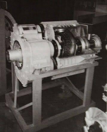 L.によって設計された航空エンジンM-9のプロジェクト。 スタロスチン