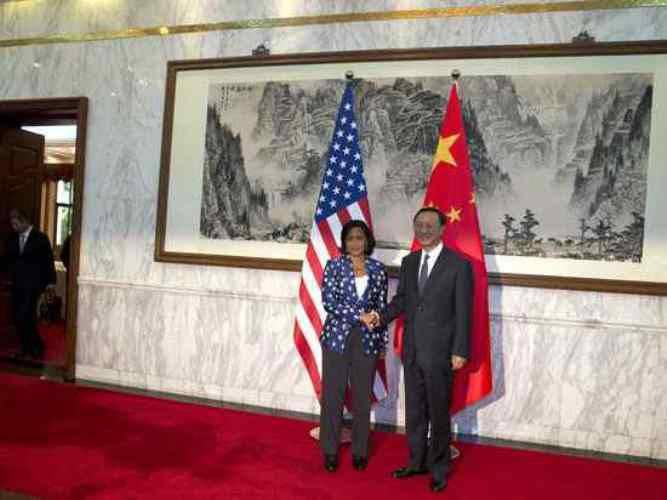 EUA e RPC continuarão a cooperação militar