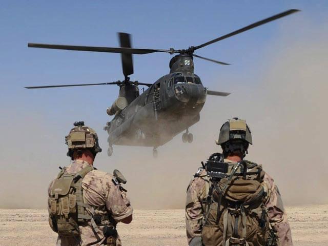 O objetivo iraquiano de Washington