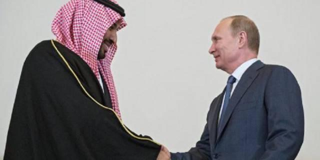 サウジアラビアは同盟国を探しています