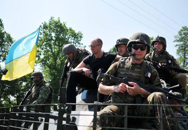 Petro Poroshenko assinou a lei sobre as operações internacionais na Ucrânia