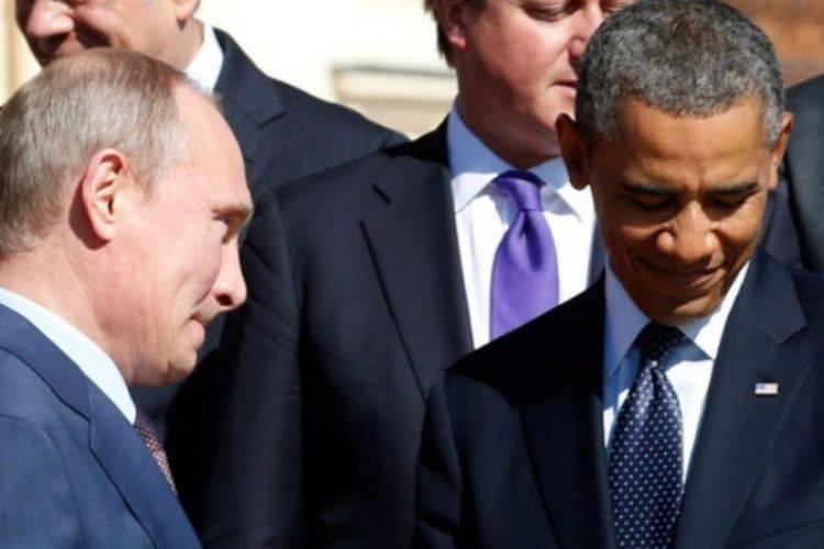 オバマ大統領は再びドンバスから軍隊を撤退するようクレムリンに要求した
